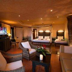 Отель Mangosteen Ayurveda & Wellness Resort 4* Президентский люкс с двуспальной кроватью фото 2