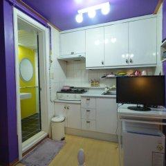 Отель Han River Guesthouse 2* Студия с различными типами кроватей фото 33