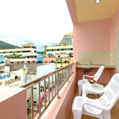 Отель Phusita House 3 2* Улучшенный номер с различными типами кроватей фото 19