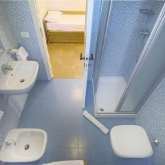Отель Lido Azzurro Италия, Нумана - отзывы, цены и фото номеров - забронировать отель Lido Azzurro онлайн ванная фото 2