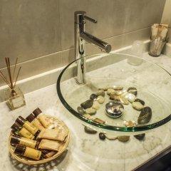 Отель Vaticano Julia Luxury Rooms 3* Номер Делюкс с различными типами кроватей фото 10