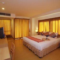 Отель Three Seasons Place 4* Стандартный номер разные типы кроватей фото 14