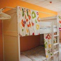 Hostel For You Кровать в общем номере с двухъярусной кроватью фото 21