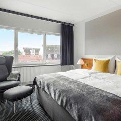 Radisson Blu Limfjord Hotel Aalborg 4* Стандартный номер с разными типами кроватей фото 2