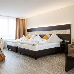Concorde Hotel Am Leineschloss 3* Стандартный номер с 2 отдельными кроватями