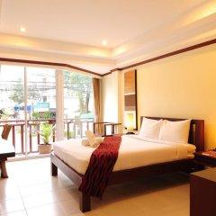 Khon Kaen Orchid Hotel комната для гостей фото 5
