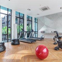 Отель Saturdays Residence фитнесс-зал