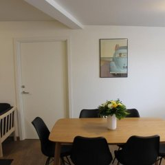 Апартаменты Odense Apartments Апартаменты с 2 отдельными кроватями фото 8