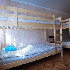 Light House Pavlodar Hostel Кровать в общем номере двухъярусные кровати фото 7