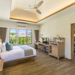 Отель Phi Phi Island Village Beach Resort 4* Номер Делюкс с различными типами кроватей фото 4