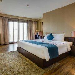 Oriental Suite Hotel & Spa 4* Люкс разные типы кроватей фото 19