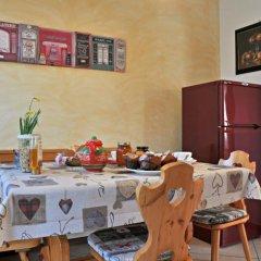 Отель De Bati Беллуно питание
