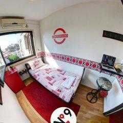 Hostel No9 Стандартный номер с различными типами кроватей фото 2