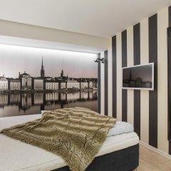 Skanstulls Hostel Стандартный номер с различными типами кроватей фото 37