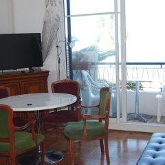 Отель Appartement hotel azur Франция, Ницца - отзывы, цены и фото номеров - забронировать отель Appartement hotel azur онлайн комната для гостей фото 2