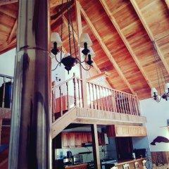 Отель Cabaña El Volcan балкон