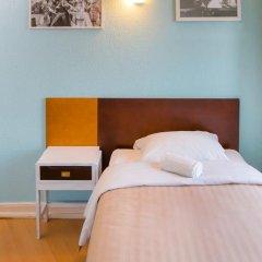 Hotel Leiria Classic - Hostel Номер Эконом разные типы кроватей фото 8