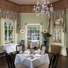 Отель The Gatsby Mansion Канада, Виктория - отзывы, цены и фото номеров - забронировать отель The Gatsby Mansion онлайн питание фото 2