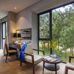 Terracotta Hotel & Resort Dalat 4* Номер Делюкс с 2 отдельными кроватями фото 6