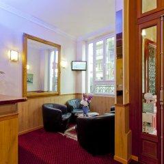 Отель Ribera Eiffel Франция, Париж - отзывы, цены и фото номеров - забронировать отель Ribera Eiffel онлайн интерьер отеля фото 3