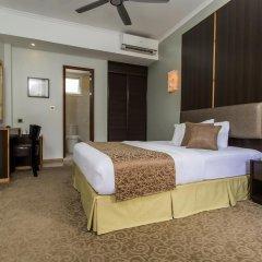 Отель Kaani Village & Spa 4* Номер Делюкс с различными типами кроватей фото 4