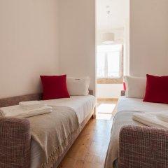 Отель Feels Like Home Rossio Prime Suites 4* Стандартный номер фото 21