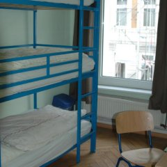 Buch-Ein-Bett Hostel Стандартный номер с различными типами кроватей фото 13