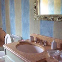 Отель Villa Al Valentino Массароза ванная
