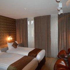 Отель Amosa Liège 3* Номер Делюкс с различными типами кроватей фото 2