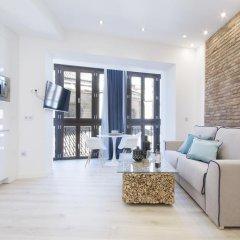 Habitat Suites Gran Vía 17 Hotel 4* Студия с различными типами кроватей фото 5