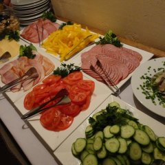 Hanza hotel питание фото 2