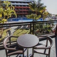 Отель Enotel Lido Madeira - Все включено 5* Стандартный семейный номер с двуспальной кроватью фото 6