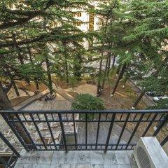 Отель Sweet Home Tbilisi балкон