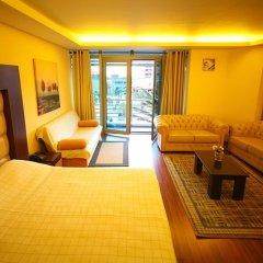 Hotel Vlora International 3* Люкс с различными типами кроватей фото 3