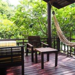 Отель Sarikantang Resort And Spa 3* Улучшенный номер с различными типами кроватей