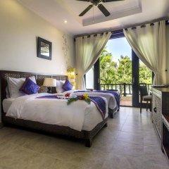 Отель Lotus Muine Resort & Spa 4* Бунгало с различными типами кроватей фото 3