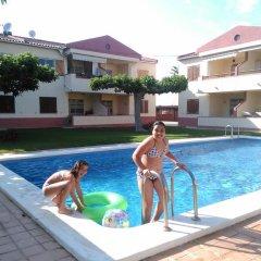 Отель Apartamentos Aigua Oliva бассейн фото 3
