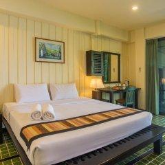 Krabi City Seaview Hotel 2* Номер Делюкс с различными типами кроватей фото 11
