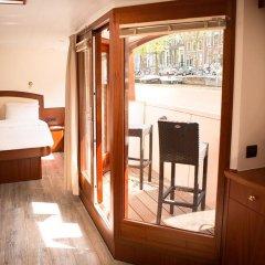 Отель Prinsenboot Нидерланды, Амстердам - отзывы, цены и фото номеров - забронировать отель Prinsenboot онлайн комната для гостей фото 2