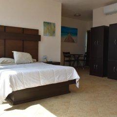 Отель Solymar Cancun Beach Resort 3* Студия Делюкс с различными типами кроватей фото 4