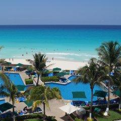 Отель Royal Solaris Cancun - Все включено Мексика, Канкун - 8 отзывов об отеле, цены и фото номеров - забронировать отель Royal Solaris Cancun - Все включено онлайн пляж фото 2