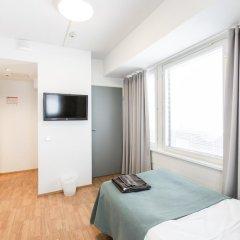 Отель Forenom Aparthotel Helsinki Herttoniemi Стандартный номер с различными типами кроватей фото 4