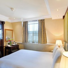 Отель Shaftesbury Hyde Park International 4* Номер Делюкс фото 2