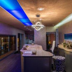 Отель Sirius Beach Болгария, Св. Константин и Елена - отзывы, цены и фото номеров - забронировать отель Sirius Beach онлайн интерьер отеля фото 3