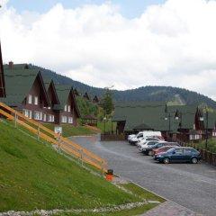 Гостиница Буковель парковка