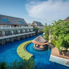 Отель Lanta Cha Da Beach Resort and Spa фото 3