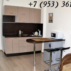 Апартаменты на Союзном Студия с двуспальной кроватью фото 39
