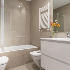 Апартаменты Garibay Boulevard - Iberorent Apartments ванная