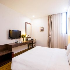Authentic Hanoi Boutique Hotel комната для гостей фото 9