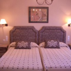Отель Hacienda Los Jinetes 4* Стандартный номер с различными типами кроватей фото 3